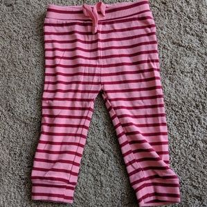 Old Navy Baby Girl Joggers Pants 12-18 months